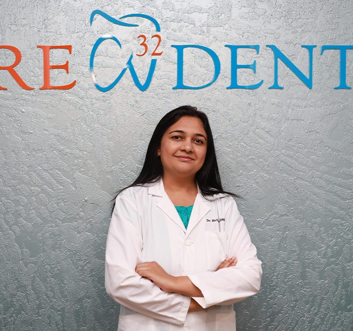 Grand Prairie dentist Doctor Desai