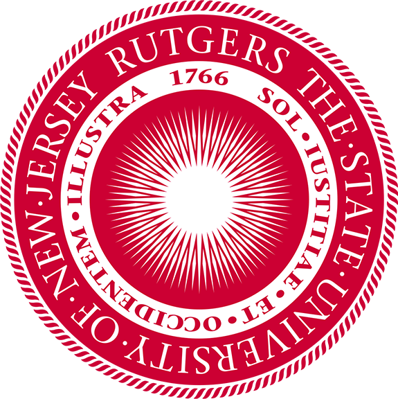 Rutgers University dental school logo